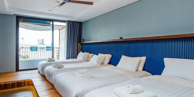 1-Bedroom Quadruple Deluxe-1